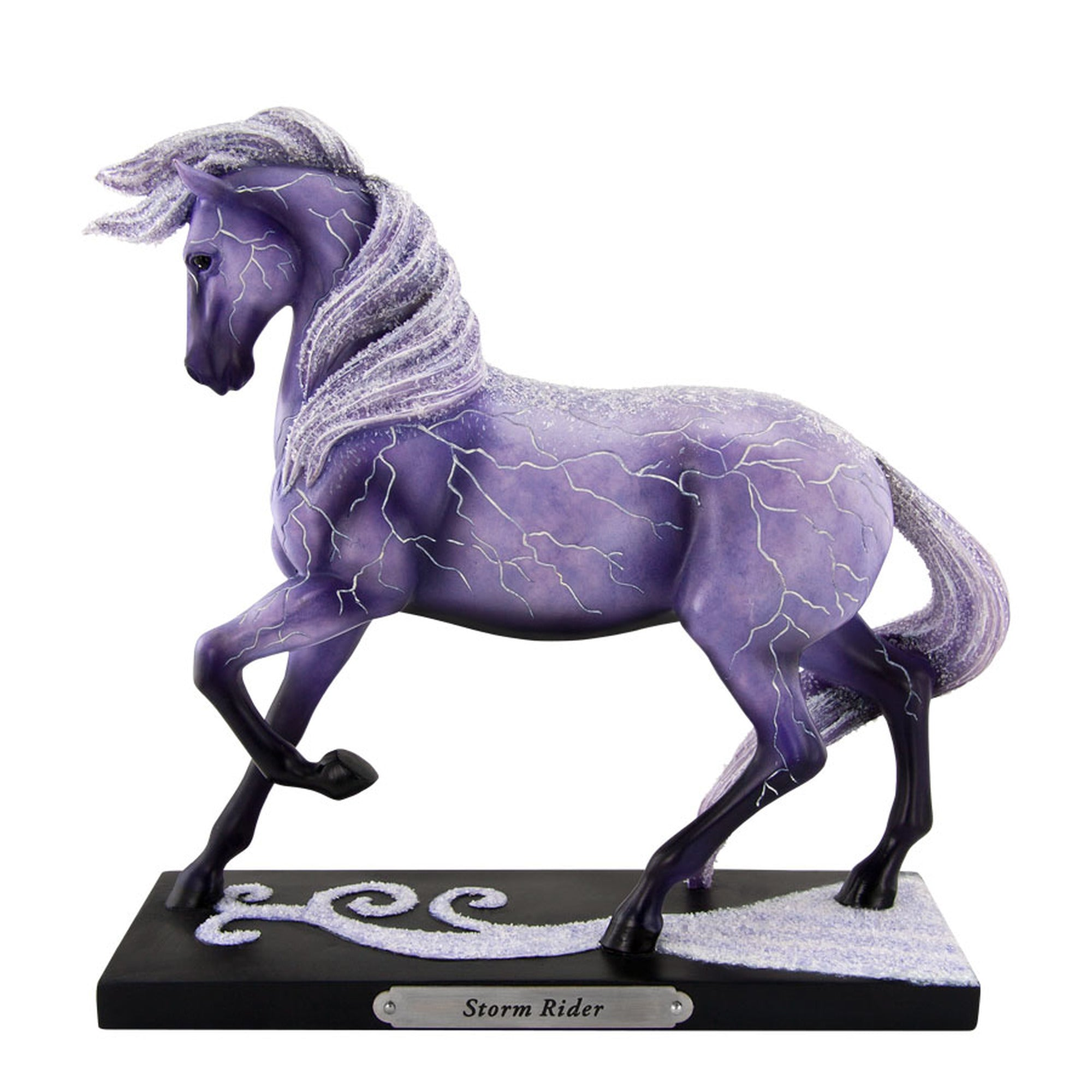 "Enesco ""Storm Rider"" Trail of the Painted Ponies Figurine"