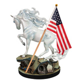 "Enesco ""Unconquered"" Trail of the Painted Ponies Figurine"