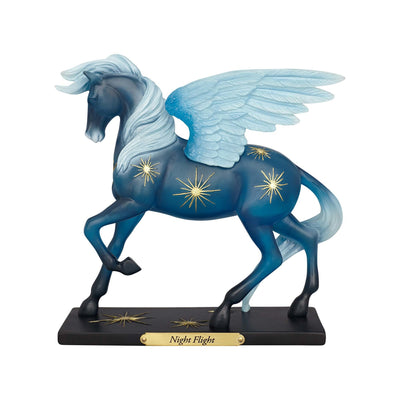 "Enesco ""Night Flight"" Trail of the Painted Ponies Figurine"
