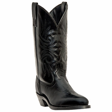 Laredo Men's Paris Black Western Boot