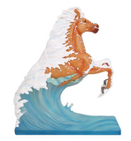 "Enesco ""Stormy"" Trail of the Painted Ponies Figurine"