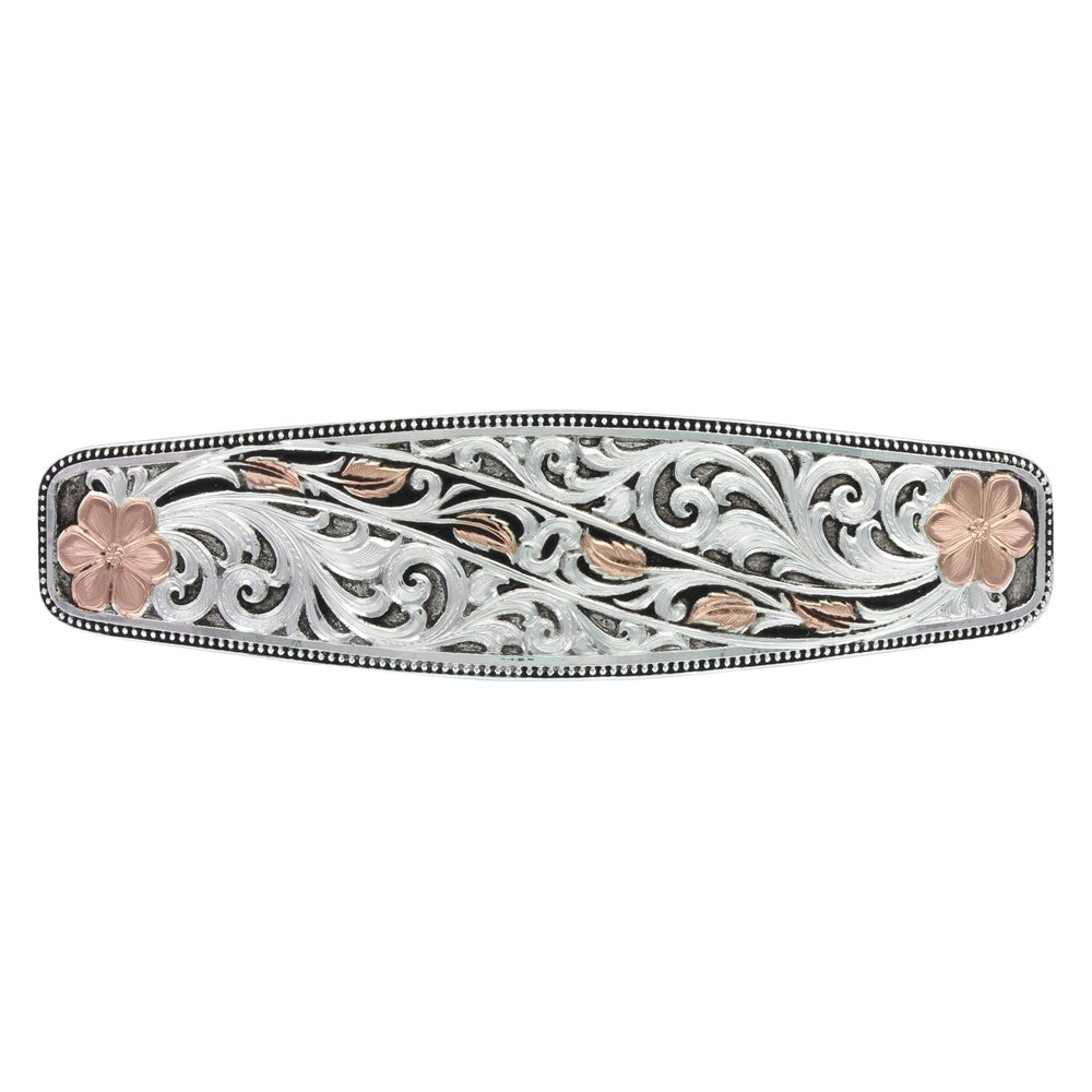 Montana Silversmiths Winding Leaves in Fall Barrette