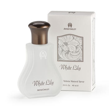 Annie Oakley White Lily Natural Spray