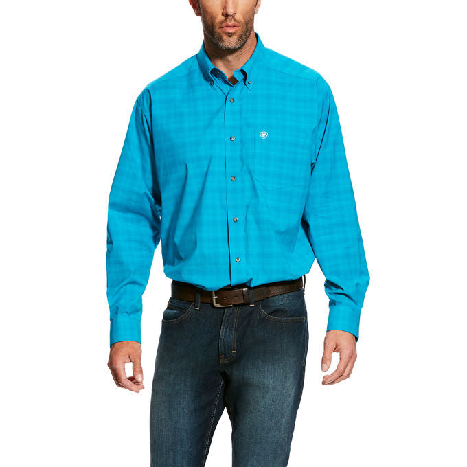 Ariat Men's Fairbanks Longsleeve Western Shirt