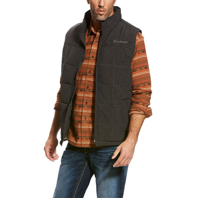 Ariat Men's Crius Insulated Vest