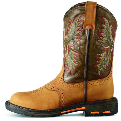 Ariat Kids WorkHog Pull On Boot