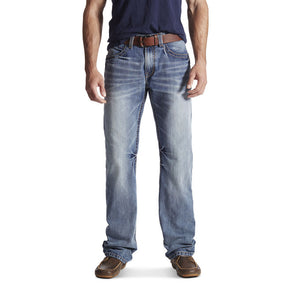 Ariat Men's Low Rise Coltrane Boot Cut Jean