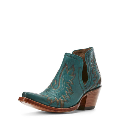 Ariat Women's Dixon Western Boot - Agate Green