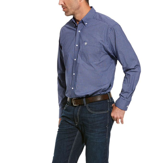 Ariat Men's Pro Series Roman Stretch Classic Fit Shirt