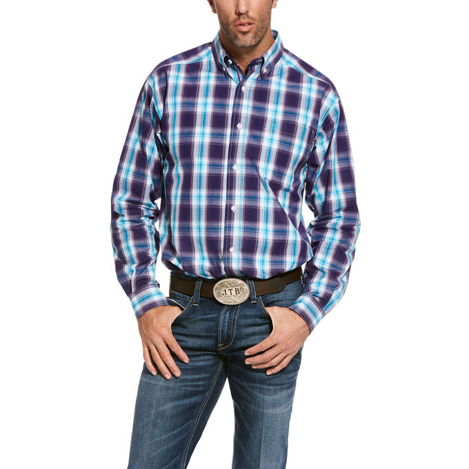 Ariat Men's Pro Series Santos Classic Fit Shirt