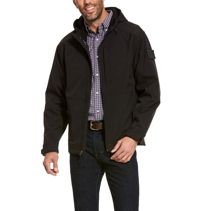 Ariat Men's Vernon 2.0 Hooded Tactical Jacket