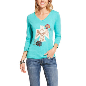 Ariat Women's Diablo Tee