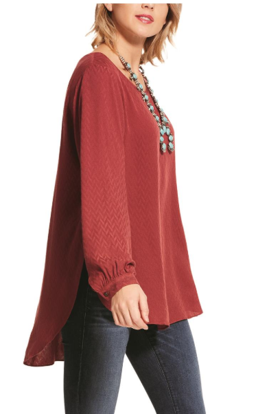 Ariat Women's Lite as a Feather Tunic Top
