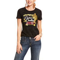 Ariat Women's Royal Flush Short Sleeve Top