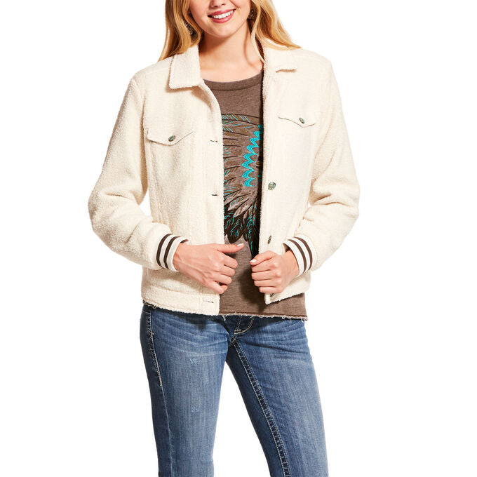 Ariat Women's Steer My Way Trucker Jacket