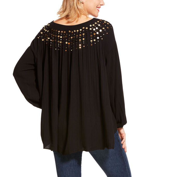 Ariat Women's L/S Vegas Top