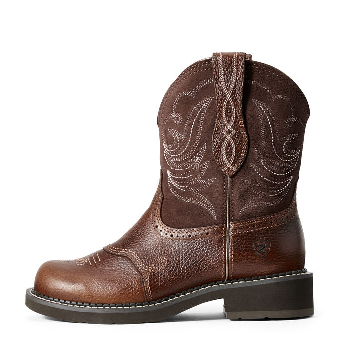 Ariat Women's Fatbaby Heritage Dapper Western Boot