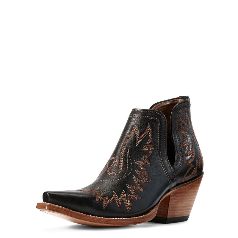 Ariat Women's Dixon Western Boot - Brooklyn Black