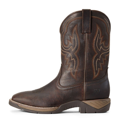 Ariat Men's All Day Barley Brown Western Boot