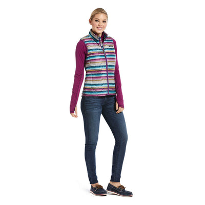 Ariat Women's Ideal 3.0 Down Vest - Serape