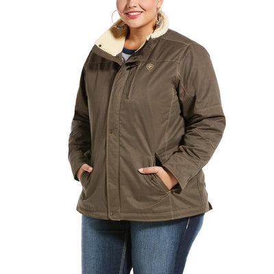 Ariat Women's REAL Grizzly Jacket