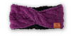 Ariat Women's Cable Headband - Imperial Violet