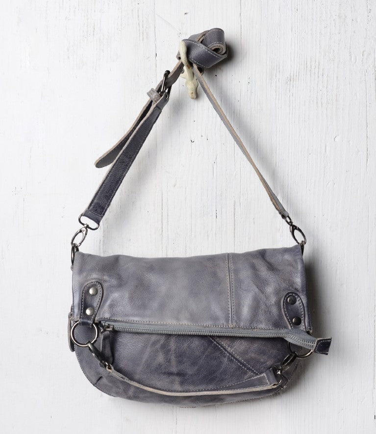Bed Stu Tahiti Grey Glove Handbag