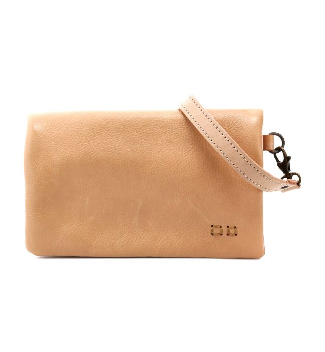 "Bed Stu ""Cadence"" Bone Rustic Crossbody"