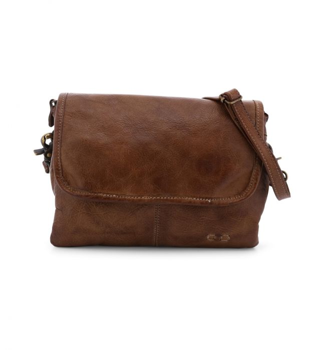 "Bed Stu ""Ziggy"" Tan Rustic Handbag"