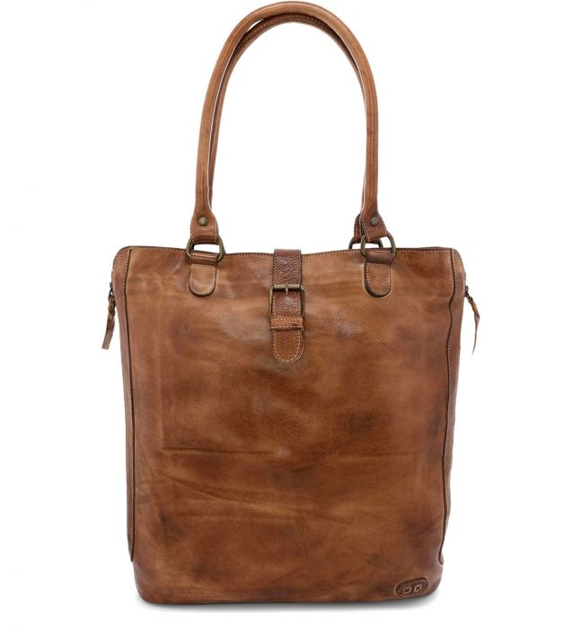 "Bed Stu ""Mildred"" Tan Handbag"