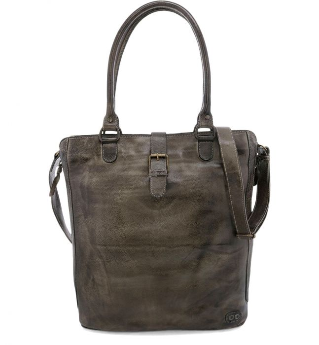"Bed Stu ""Mildred"" Taupe Handbag"