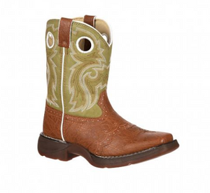 Durango Little Kid Lil' Rebel Lacey Western Boot