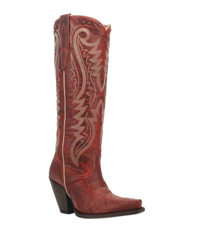 Dan Post Women's Marika Red Fashion Boot