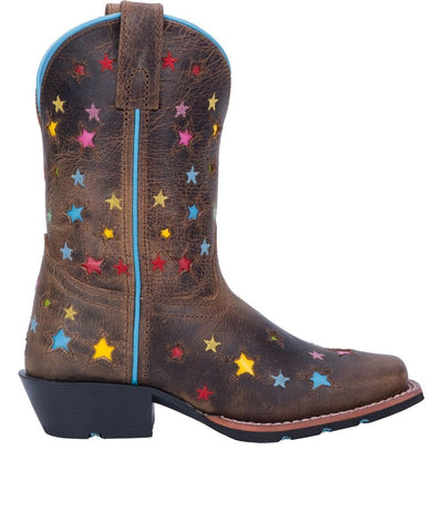 Dan Post Kids Starlett Western Boot
