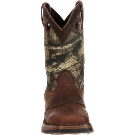 1944c1b39cf4 Durango Little Kid Camo Saddle Western Boot