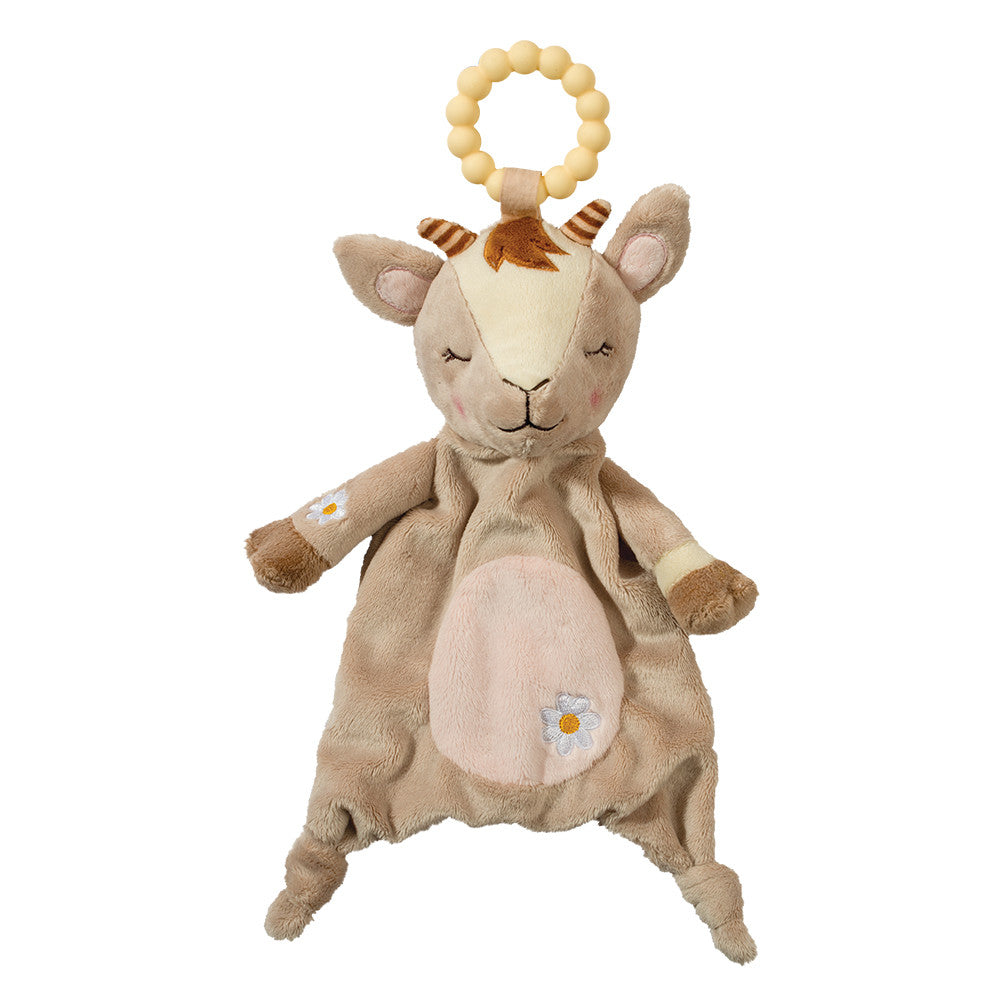 Douglas Cuddle Toy Goat Teether