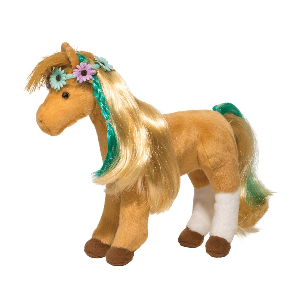 Douglas Cuddle Toy Daisy Princess Horse