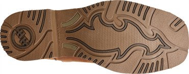 "Double H Men's 10"" Workflex Wide Square Toe Roper"