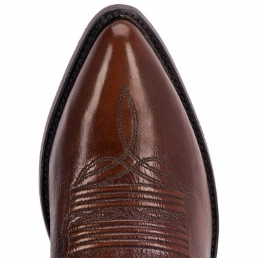 Dan Post Men's Tan Western Boot - J Toe