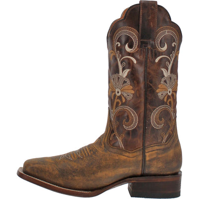 Dan Post Sabina Leather Western Boot