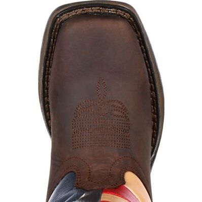 Durango Kids Lil' Rebel Flag Western Boot