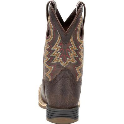 Durango Lil' Kids Brown Western Boot