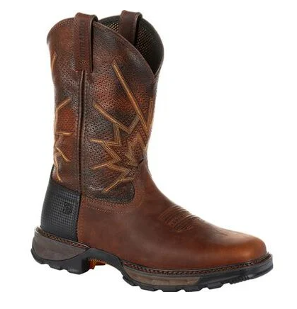 Durango Men's Maverick XP Ventilated Western Work Boot