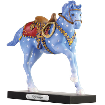 "Enesco ""Night Ranger"" Trail of the Painted Ponies Figurine"