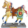 "Enesco ""Pony On Parade"" Trail of the Painted Ponies Figurine"