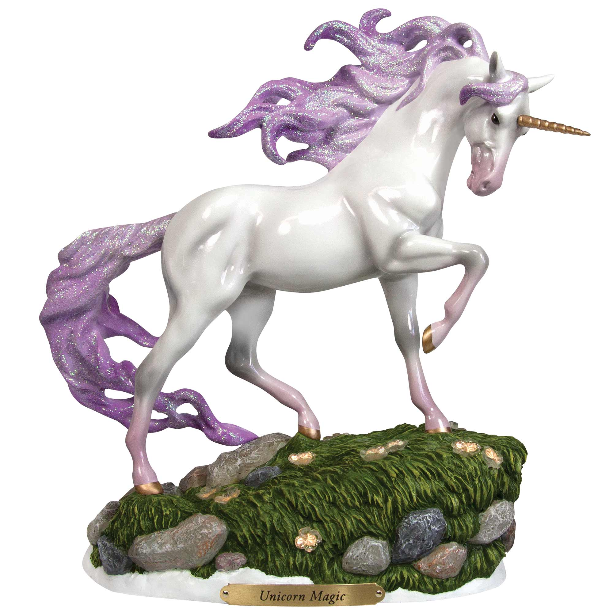 "Enesco ""Unicorn Magic"" Trail of the Painted Ponies Figurine"
