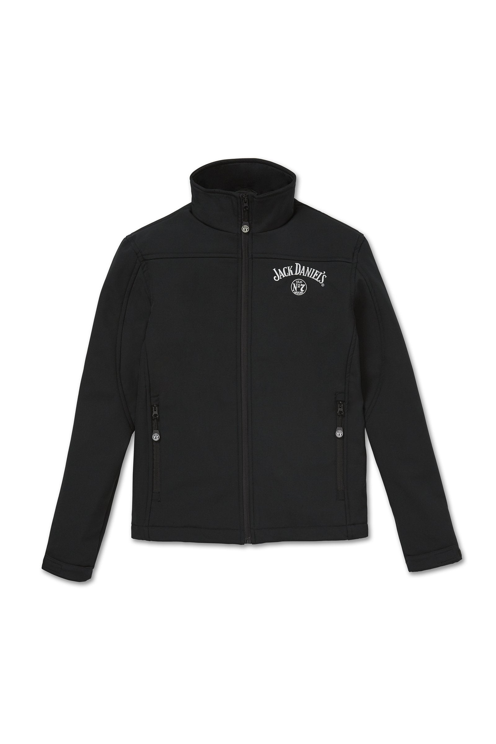 Ely & Walker Men's Softshell Jack Daniels Jacket