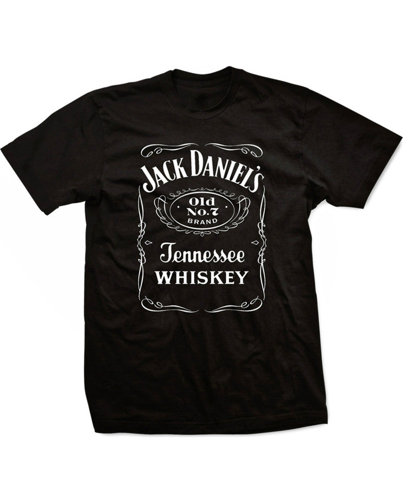 Jack Daniels Men's Black Label T-Shirt