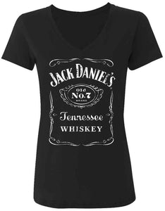 Ely Walker Women's Jack Daniels T-Shirt