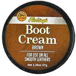 Fiebing's Boot & Shoe Creme Polish - Brown (24)